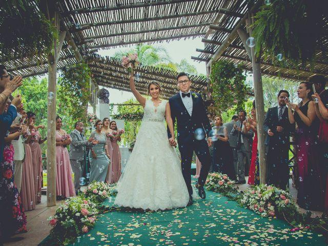 La boda de Karen y Álex