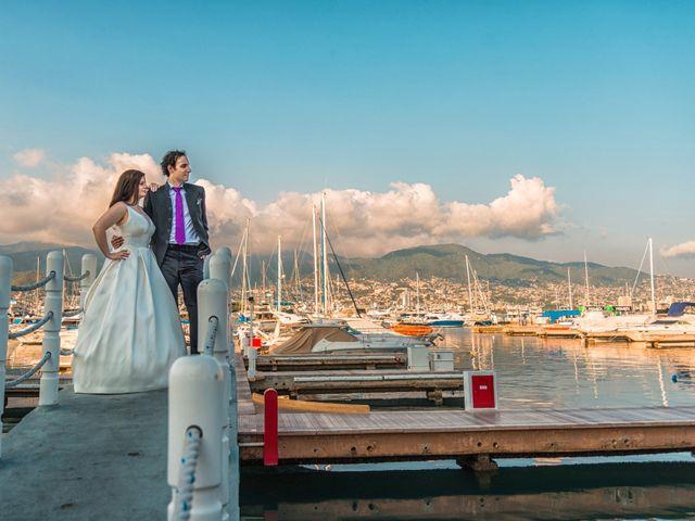 La boda de Karel y Renee