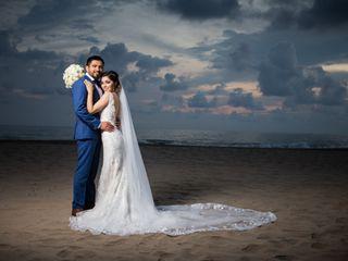 La boda de Ivette y Humberto
