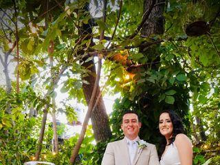 La boda de Yvette y Enrique  1