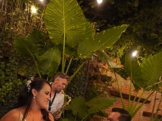 La boda de Yvette y Enrique  2