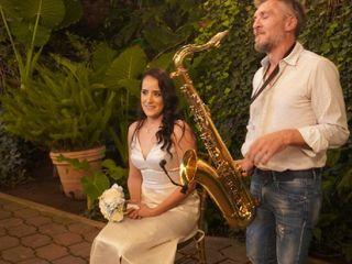 La boda de Yvette y Enrique  3