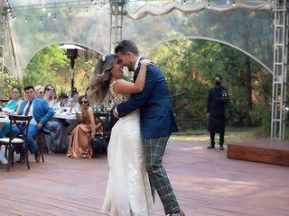 La boda de Adriana y Tony