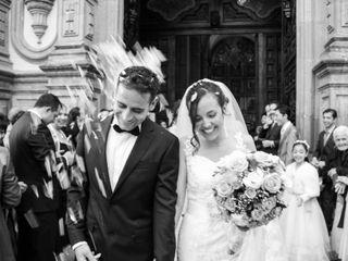 La boda de Patricia y Yosafat