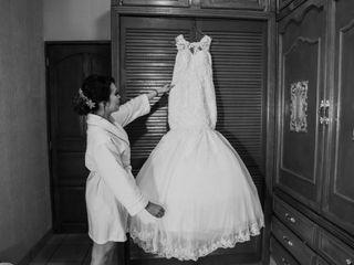 La boda de Itzel y Alberto 3