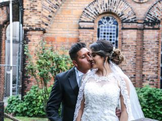 La boda de Itzel y Alberto