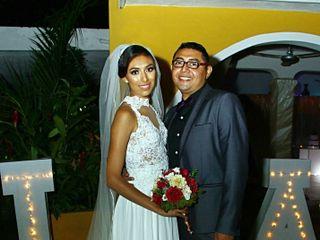 La boda de Alici y Iván
