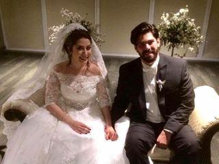 La boda de Telma y Andrés