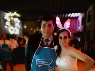 La boda de Alejandra y Fernando 2