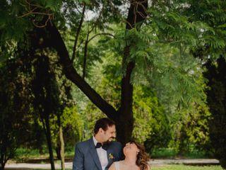 La boda de Elizandra y Hytham 1