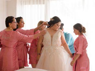 La boda de Nayeli y Alejandro 1