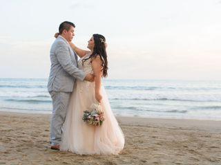 La boda de Nayeli y Alejandro
