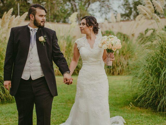 La boda de Pamela  y Manuel
