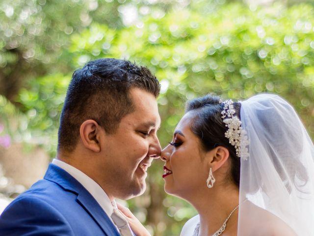La boda de Evelin y Fernando