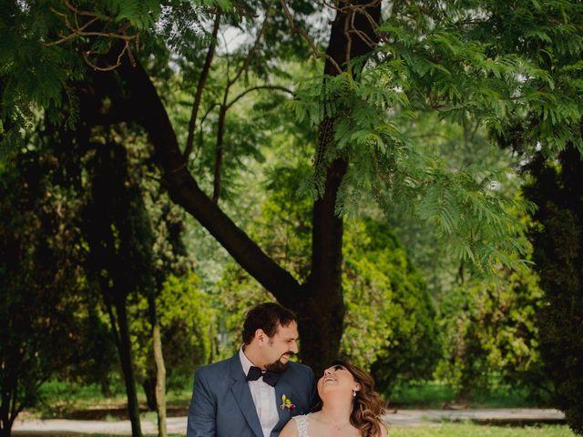 La boda de Hytham y Elizandra en Miguel Hidalgo, Ciudad de México 3