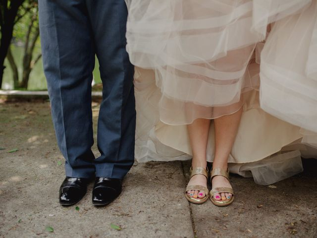 La boda de Hytham y Elizandra en Miguel Hidalgo, Ciudad de México 2