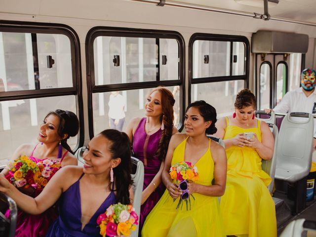 La boda de Hytham y Elizandra en Miguel Hidalgo, Ciudad de México 7