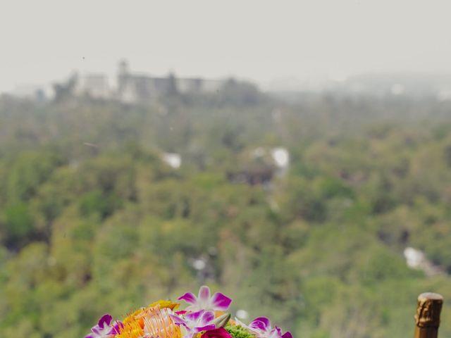 La boda de Hytham y Elizandra en Miguel Hidalgo, Ciudad de México 12