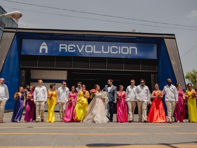 La boda de Hytham y Elizandra en Miguel Hidalgo, Ciudad de México 14