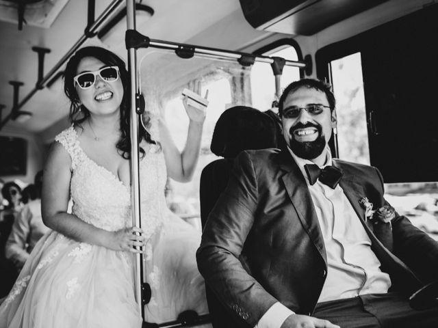 La boda de Hytham y Elizandra en Miguel Hidalgo, Ciudad de México 17