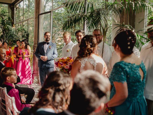 La boda de Hytham y Elizandra en Miguel Hidalgo, Ciudad de México 20