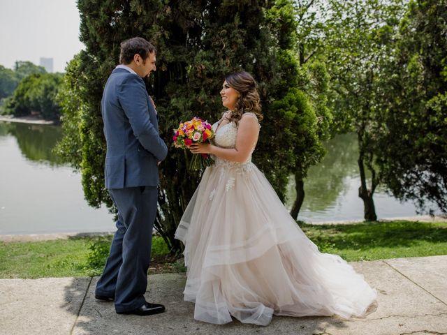 La boda de Hytham y Elizandra en Miguel Hidalgo, Ciudad de México 24