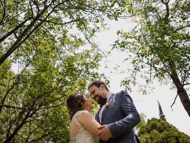 La boda de Hytham y Elizandra en Miguel Hidalgo, Ciudad de México 29