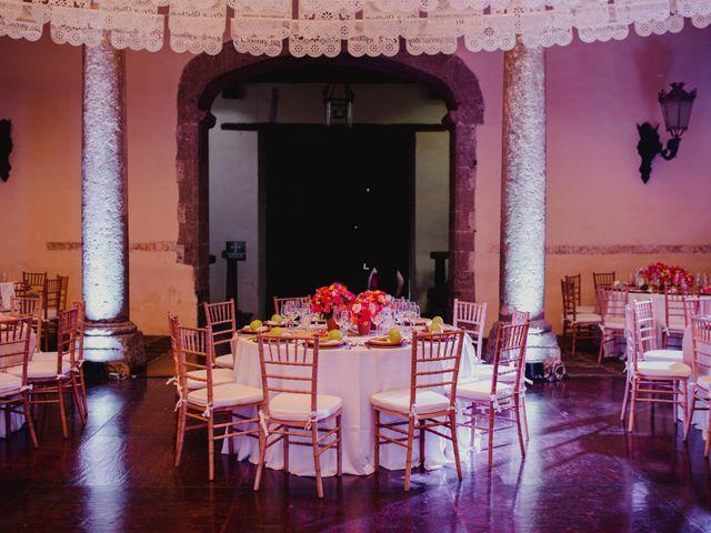 La boda de Hytham y Elizandra en Miguel Hidalgo, Ciudad de México 30