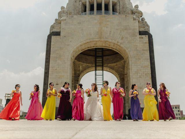 La boda de Hytham y Elizandra en Miguel Hidalgo, Ciudad de México 36