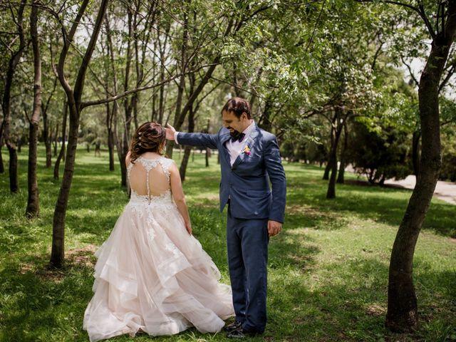 La boda de Hytham y Elizandra en Miguel Hidalgo, Ciudad de México 38