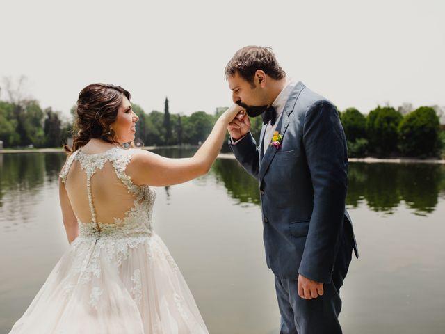 La boda de Elizandra y Hytham