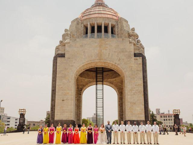 La boda de Hytham y Elizandra en Miguel Hidalgo, Ciudad de México 41