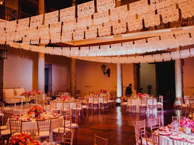 La boda de Hytham y Elizandra en Miguel Hidalgo, Ciudad de México 44