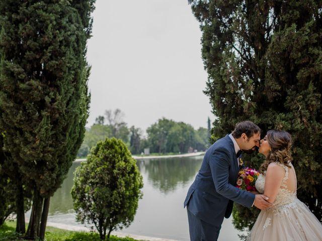 La boda de Hytham y Elizandra en Miguel Hidalgo, Ciudad de México 47
