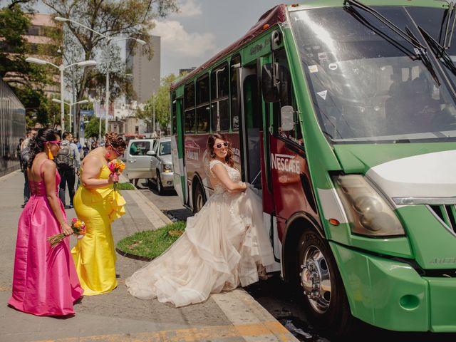 La boda de Hytham y Elizandra en Miguel Hidalgo, Ciudad de México 53