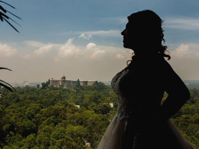 La boda de Hytham y Elizandra en Miguel Hidalgo, Ciudad de México 57