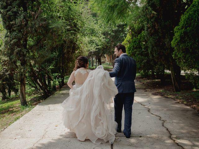 La boda de Hytham y Elizandra en Miguel Hidalgo, Ciudad de México 60