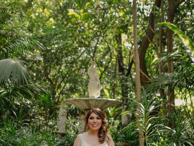 La boda de Hytham y Elizandra en Miguel Hidalgo, Ciudad de México 62