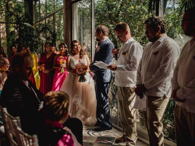 La boda de Hytham y Elizandra en Miguel Hidalgo, Ciudad de México 69