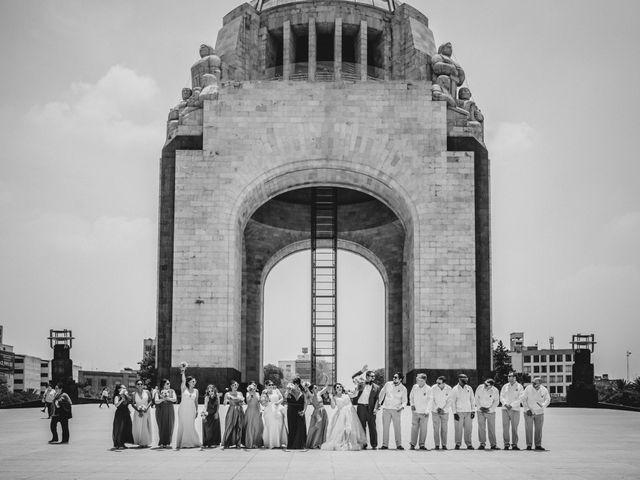 La boda de Hytham y Elizandra en Miguel Hidalgo, Ciudad de México 71