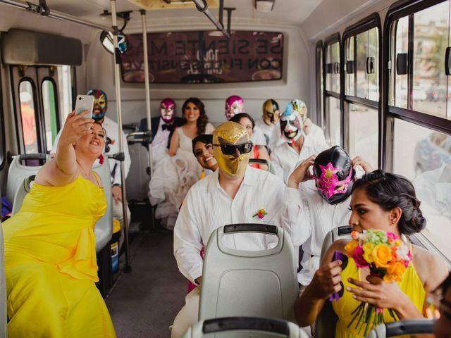 La boda de Hytham y Elizandra en Miguel Hidalgo, Ciudad de México 72