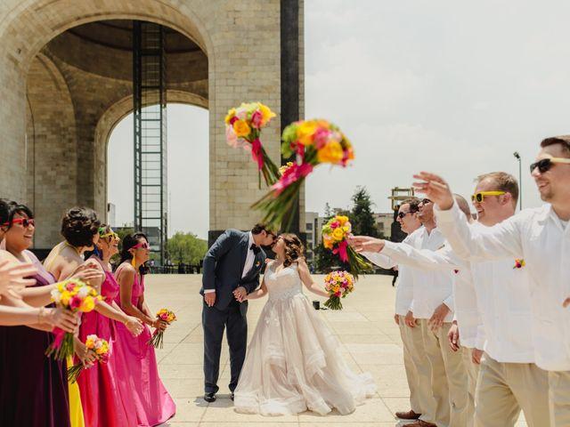 La boda de Hytham y Elizandra en Miguel Hidalgo, Ciudad de México 76