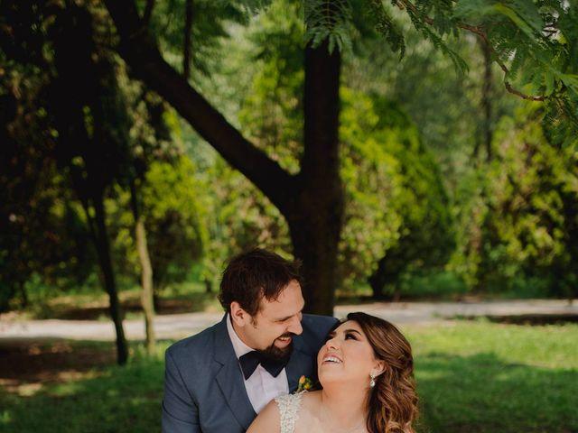La boda de Hytham y Elizandra en Miguel Hidalgo, Ciudad de México 78