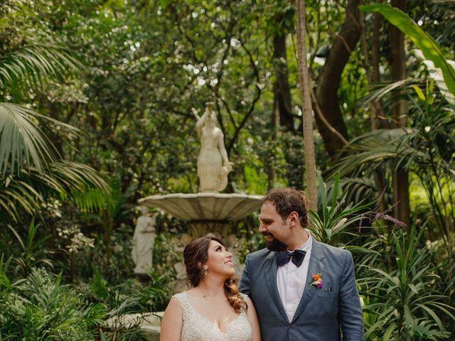 La boda de Hytham y Elizandra en Miguel Hidalgo, Ciudad de México 83
