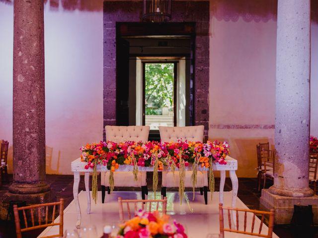 La boda de Hytham y Elizandra en Miguel Hidalgo, Ciudad de México 85