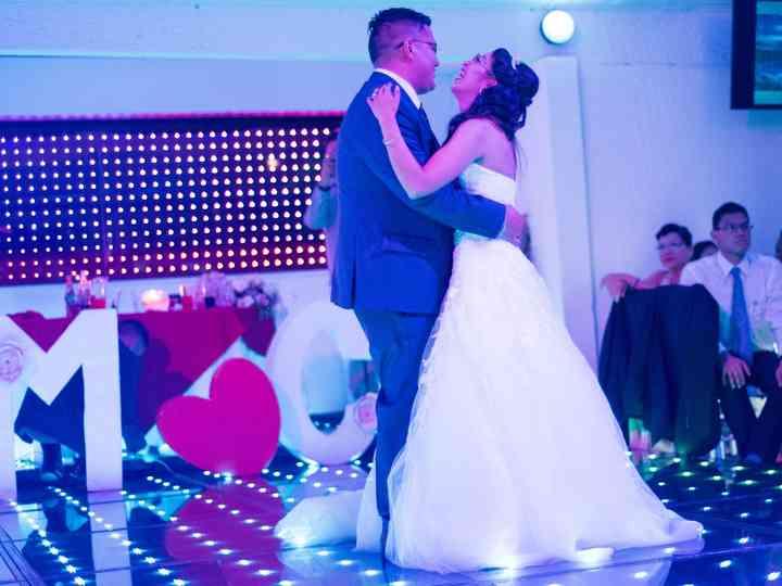 La boda de Christian y Monserrat