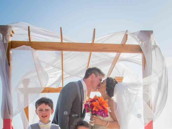 La boda de Brioni y Nathan