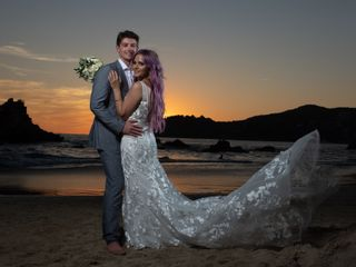 La boda de Katelyn y Bryce