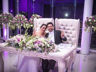La boda de Marigel y Lucio