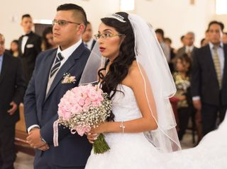 La boda de Christian y Monserrat 1